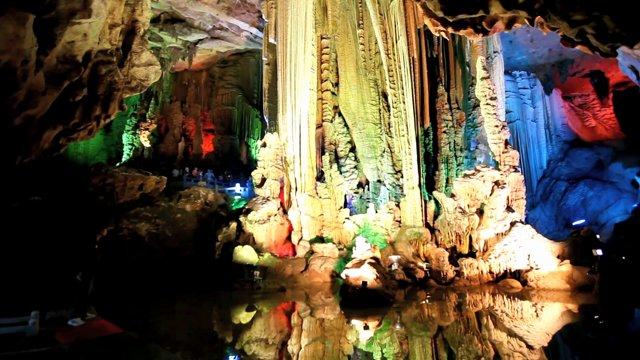 은자암 동굴