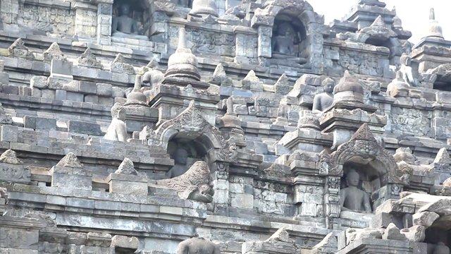 족자카르타 - 보로부두르 사원