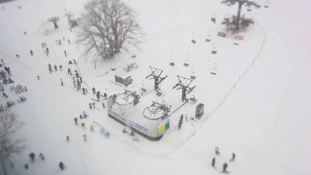 나에바 스키장