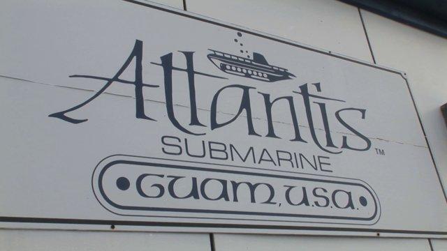 괌 잠수함 투어