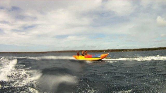 괌 해양스포츠 (제트스키, 바나나보트