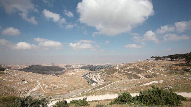 이스라엘, 예루살렘, 유대광야2