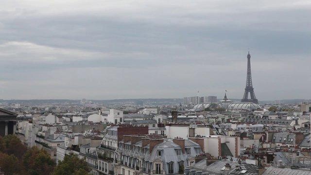 파리 시가지 전경4