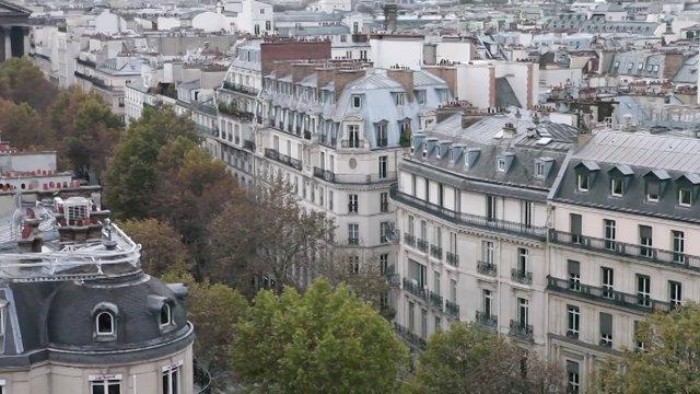 파리 시가지 전경2