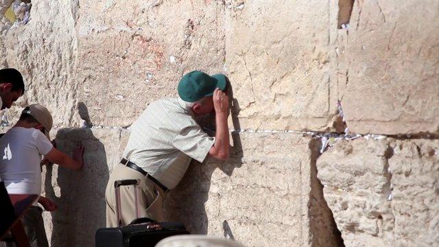 이스라엘, 예루살렘, 통곡의 벽5