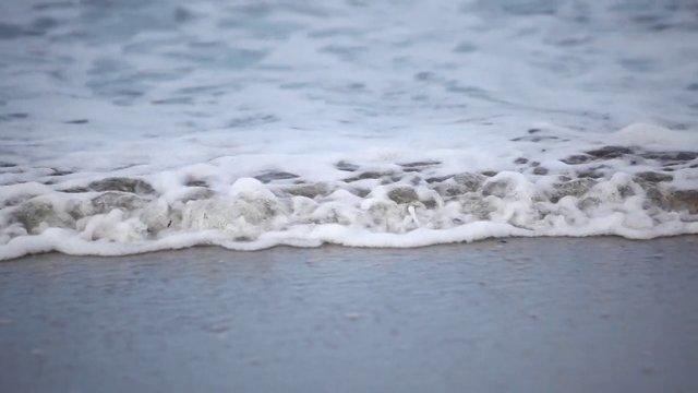 미야자키, 파도, 해변