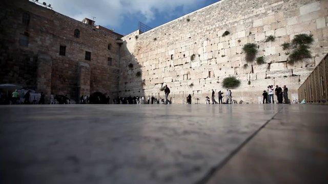 이스라엘, 예루살렘, 통곡의 벽3
