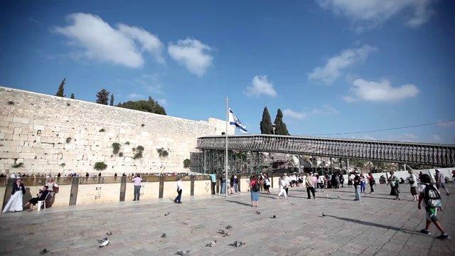 이스라엘, 예루살렘, 통곡의 벽1