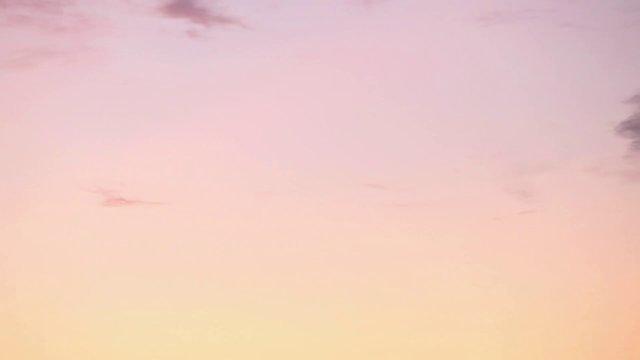 사막 일출 풍경4
