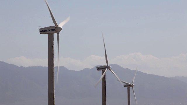 풍력발전기2