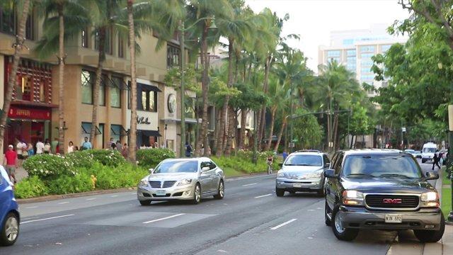 하와이 교통