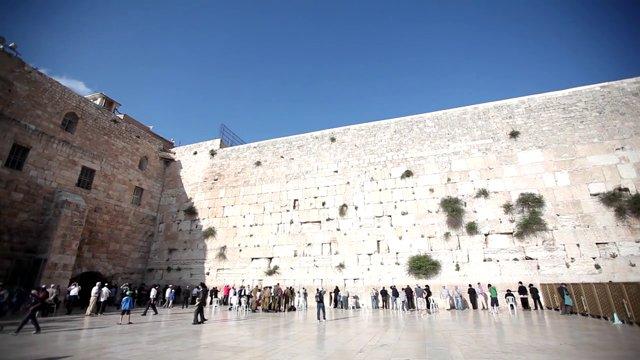 이스라엘, 예루살렘, 통곡의 벽2