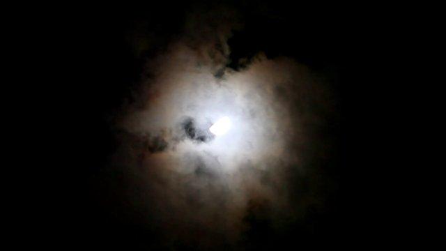 달, 하문야경