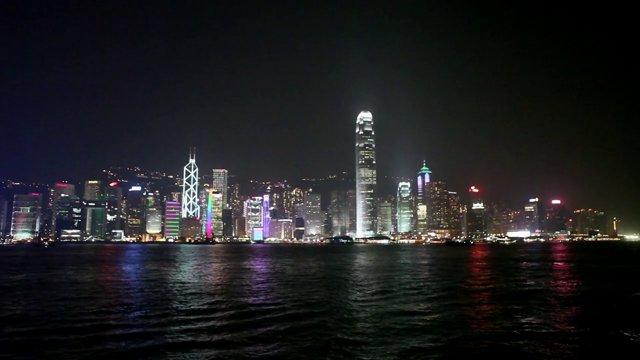 홍콩섬 야경3