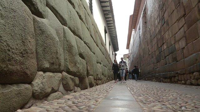 쿠스코 골목