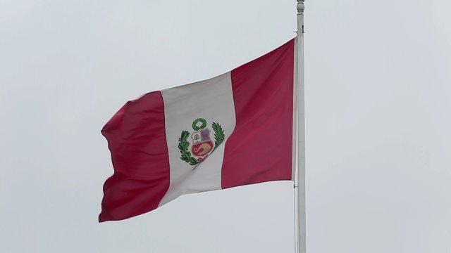 페루 국기