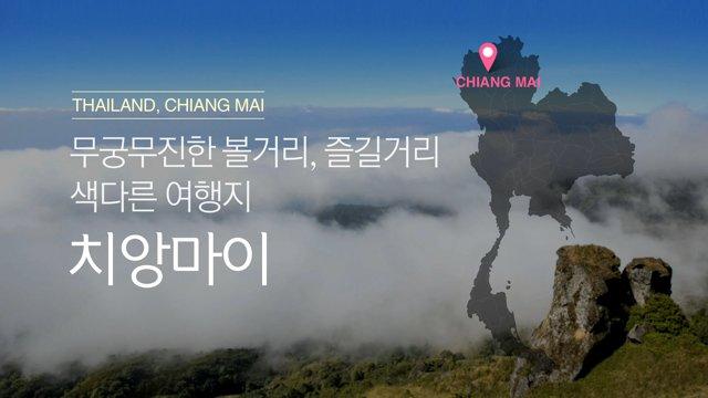 [태국] 무궁무진한 볼거리, 즐길거리 색다른 여행지 치앙마이