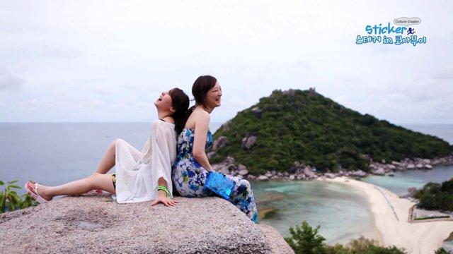 [태국] 다양한 볼거리와 편안한 휴식, 코사무이