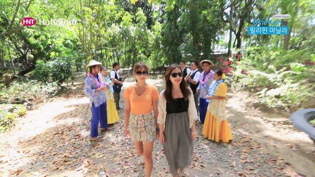 [필리핀] 망고와 함께 즐기는 문화 체험 장소, 빅토리아 망고농장