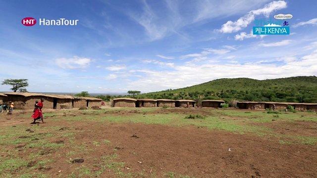 [케냐] 케냐 전통 생활을 경험할 수 있는 마사이마라 국립보호구