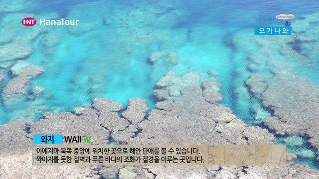 [일본] 아름다운 섬, 오키나와의 이에지마 와지