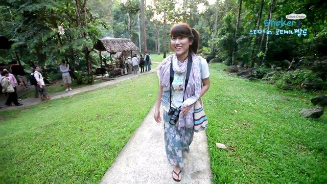 [말레이시아] 코타키나발루의 민속마을