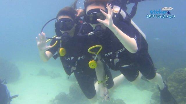 [태국] 아름다운 섬 코사무이의 호핑투어