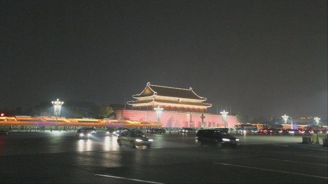 [중국] 베이징의 대표 여행지 천안문, 쏠라나 거리, 왕부정 거리