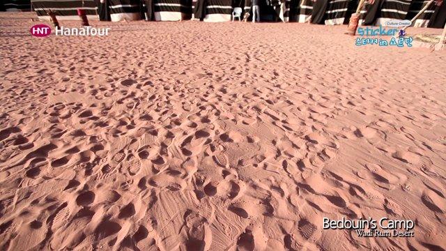 [요드단] 베드윈 캠프와 지프투어, 와디럼 사막