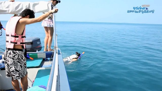 [태국] 푸른 바다의 코사멧 호핑투어