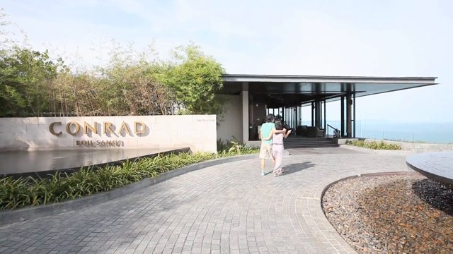 [호텔] 태국 코사무이 콘래드 코사무이