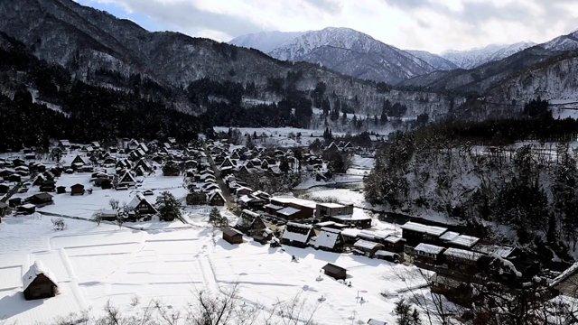 [일본] 기후현의 명소