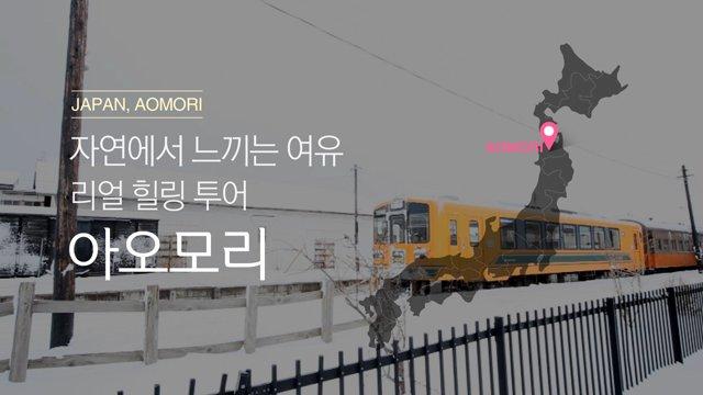 [일본] 아오모리의 겨울