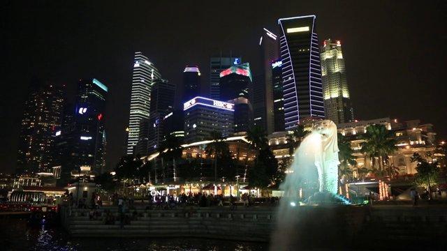 싱가포르 야경3