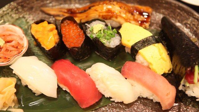 후쿠오카 초밥