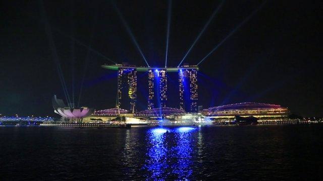 싱가포르 야경2