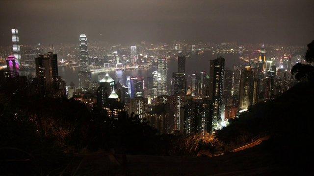 홍콩 타임랩스 01