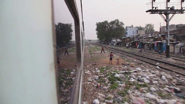 자이살메르역 기차2