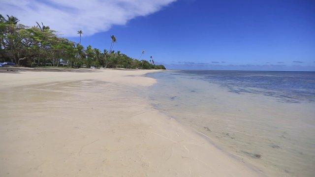 피지 마마누다 군도 해변1