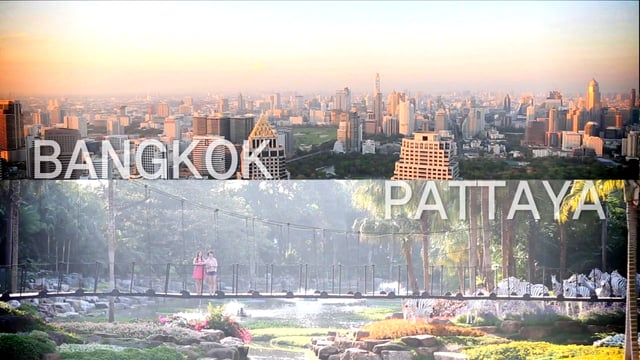 방콕&파타야 풀버젼 / Bangkok&Pattaya Full ver. Video