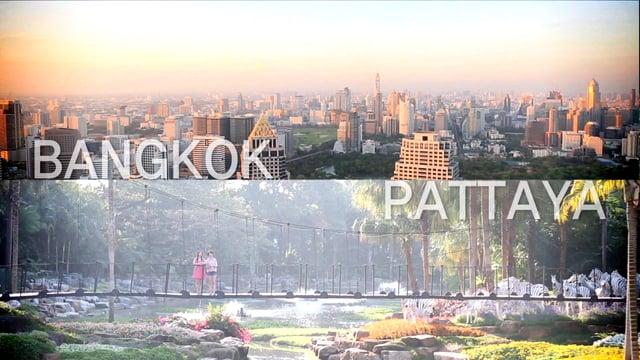 [태국] 방콕&파타야를 소개합니다.