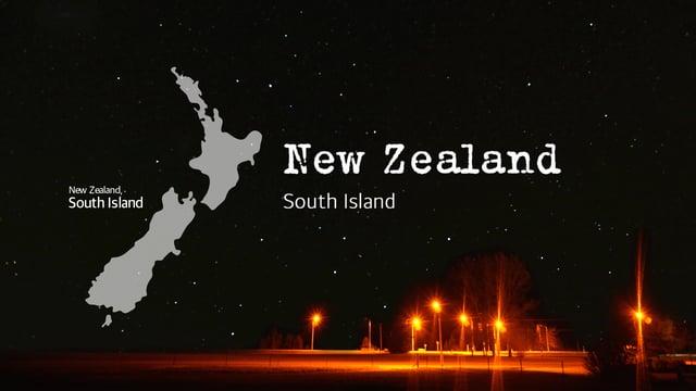 뉴질랜드 남섬